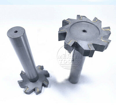 Select Cutting Diameter 12 14 16 - 30mm Carbide Tip T Slot Cutter End Mill Tool