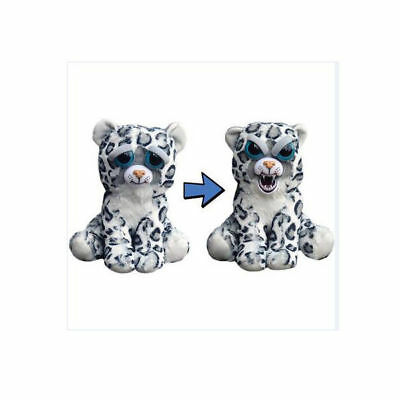 Plüschtiere Feisty Pets Stuffed Scary Face Animal Attitude Weihnachtsges Affe 06