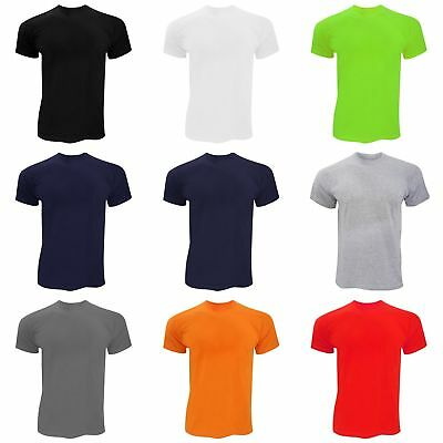 Screen Stars Fruit Of The Loom Mens Original Short Sleeve T-Shirt