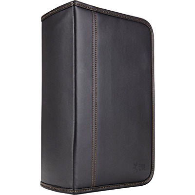 CD DVD Wallet  Case Logic KSW 128T Koskin 136 Total Disc Capacity Container