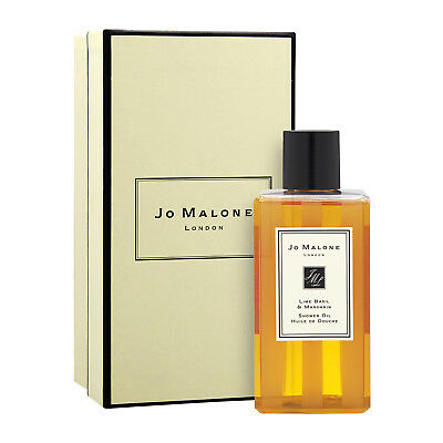 Jo Malone  Lime Basil & Mandarin Shower Oil 8.5oz, 250ml Bath & Shower
