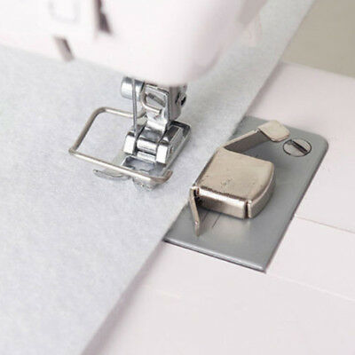2X Magnetic Seam Guide Domestic Sewing Machine Foot For Brother Singer US
