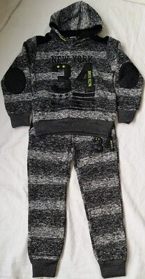 Boys/Girls Designer Tracksuit Hooded Top Bottoms Kids Jogging Suits Age 4-14 New
