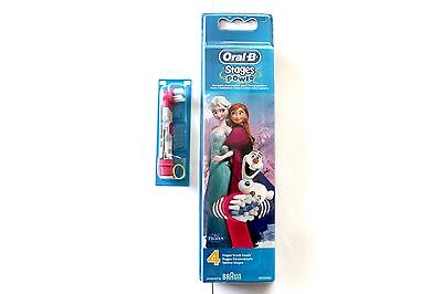 Oral-B By Braun Stages Power Frozen Toothbrush Heads - Please Choose Amount: