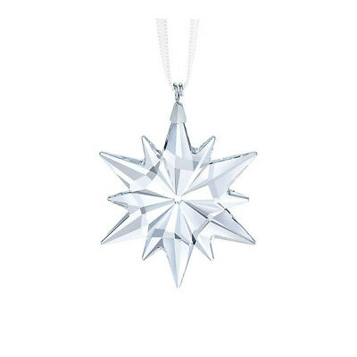 2017 Annual Edition Christmas Ornament For SWAROVSK CRYSTAL Snowflake #5257589