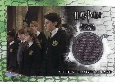 Harry Potter Heroes & Villains Fred Weasley's C1 Costume Card