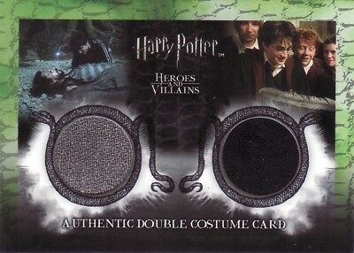 Harry Potter Heroes & Villains Sirius Black & Harry Potter DC1 Costume Card