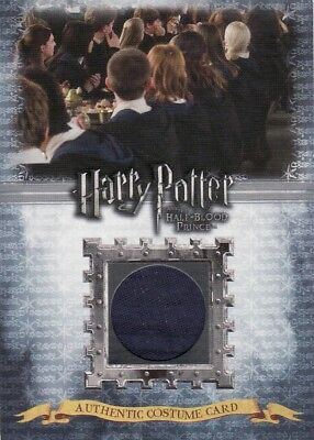 Harry Potter Half Blood Prince Ravenclaw Students C11 Costume Card