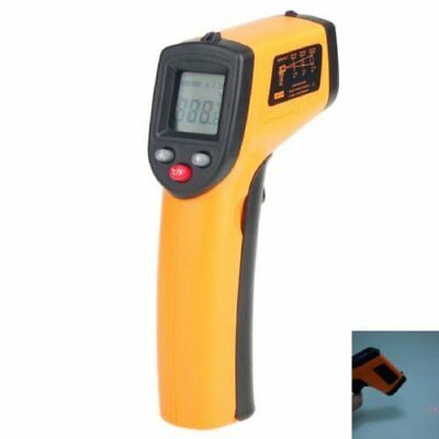 Digital Ir Infrared Laser Thermometer Temperature Gun Pyrometer Non-Contact