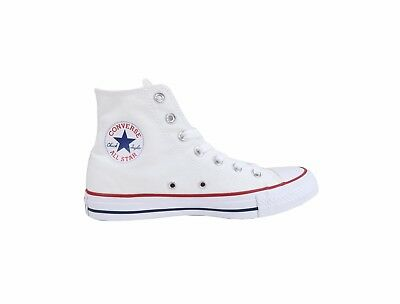 Converse Chuck Taylor All Star High Top Canvas Women Shoes W7650 - Optical White