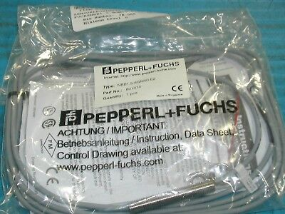 PEPPERL FUCHS NBB 2-6.5M30-E2-V3 INDUCTIVE SENSOR NEW #172290