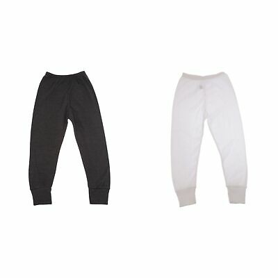 FLOSO Unisex Childrens/Kids Thermal Underwear Long Johns/Pants (THERM125)