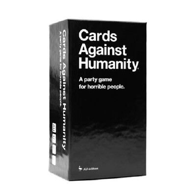 AU Cards Against Humanity MAIN V2.0 Edition BASE SET 600 Party Cards Game