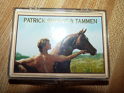 20 Arabian Horse Collector Trading Cards Set #1 1992 w Patrick Swayze with Case