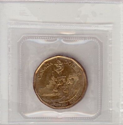 2010 canadian proof like mint sealed dollar ( loonie ), 100th Navy
