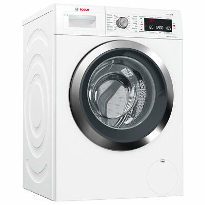NEW Bosch WAW28640AU Serie 8 9kg Front Load Washing Machine with i-DOS