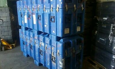 1 LARGE HARDIGG CASE Shipping Container Hard Case Waterproof SHIPPING CASE