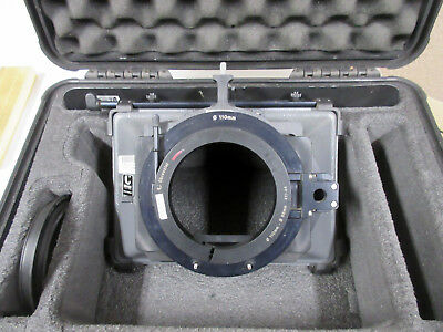Chrosziel CLWAH-F4.5 Compact Wide Angle Deluxe Clamp on Matte Box Pelican Case