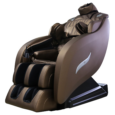 Massage Chair - L-track, 3D, heating, Zero Gravity, Bluetooth music, stretching