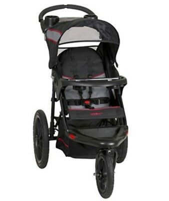 Baby Trend Expedition Jogger Stroller Millennium
