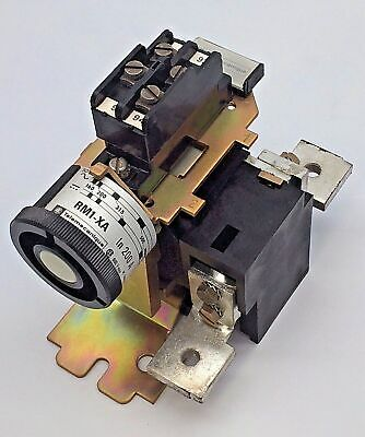 Telemecanique RM1-XA 200 Overload Protection Relay 1 Pole 200A