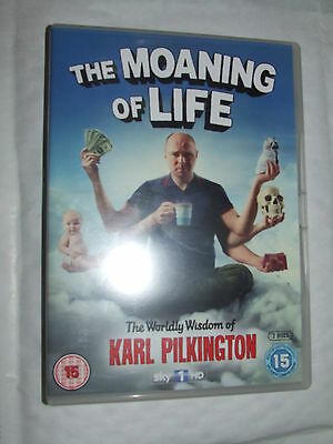 The Moaning Of Life - Series 1 - Complete (DVD, 2-Disc Set)