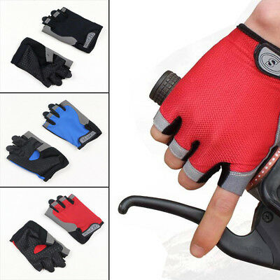 Weight Lifting Gloves Gym Power Training Exercise Fitness Bodybuilding
