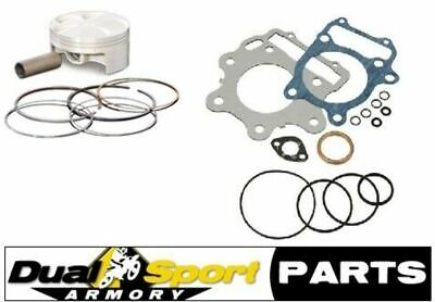 Complete Top End Rebuild kit,Piston,Rings,Gaskets-Yamaha YZ250F 2001-2007