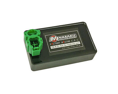 Sym Symply 50 Unrestricted Race DC CDI ECU Unit