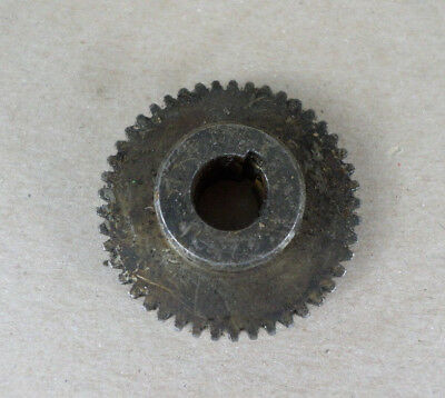 Boston Gear 2458-45 Steel Spur Gear