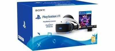 Sony Realtà aumentata Playstation 4 PS4 Playstation VR Camera V2 VR Worlds