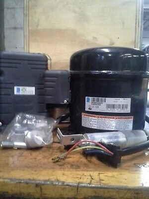 Tecumseh model CAE94702 R404A Refrigeration Compressor