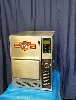 PERFECT FRY Self-Venting Ventless Hoodless commercial FRYER
