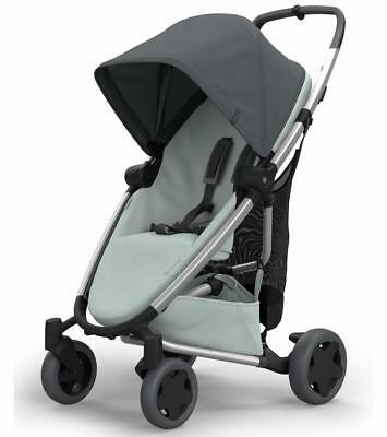 Quinny Zapp Flex Plus Stroller Reversible Full Recline Pram Urban Quick Fold