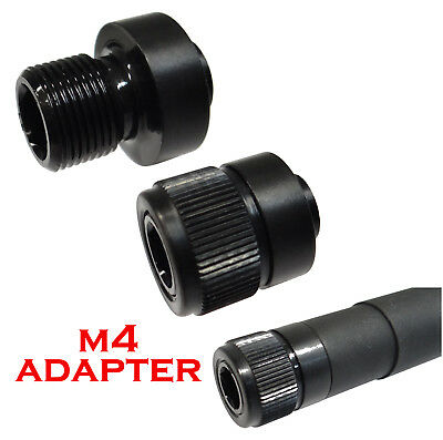 Threaded Barrel Adapter For Umarex/Walther/Colt Rifles - 1/2-28 - FREE SHIPPING!