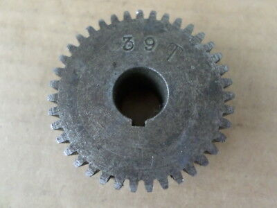 Boston Gear 44 Steel Spur Gear