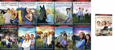 Heartland Complete Series Seasons 1-11 DVD Season 1 2 3 4 5 6 7 8 9 10 11 New