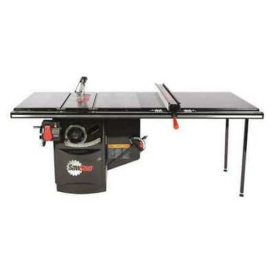 """SAWSTOP ICS53480-52 5HP 3ph 480v Ind Cabinet Saw w/ 52"""" Ind fence, rails & table"""