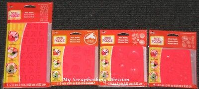 MOD PODGE 'MOD MOLDS' (Choose from 4 designs) Make your own embellishments