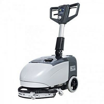 Nilfisk Sc 351 Commercial Battery Automatic Floor Scrubber Cleaner Demo Sale