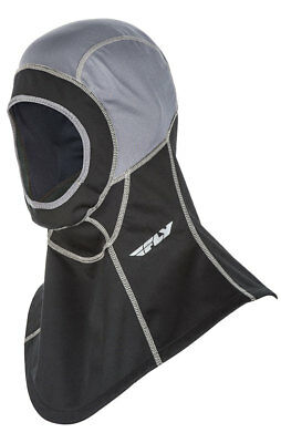 Fly Racing Snow Snowmobile Kids IGNITOR AIR Open Face Balaclava (Black) Youth