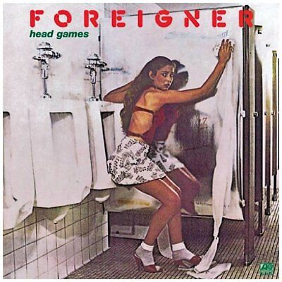 Foreigner - Head Games (Expanded and Remastered) [CD]