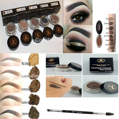 Anastasia Beverly Hills DIPBROW Pomade & #12 Anastasia Duo Brow Brush