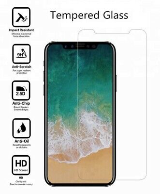 Tempered Glass Anti-scratch Screen Protector For Iphone 6 7 8 S Plus X XR XS Max
