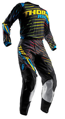 THOR MX Motocross Men's 2018 PULSE RODGE Jersey/Pants Kit (Multi) Choose Size