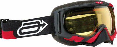 ARCTIVA Snow Snowmobile COMP 2 Goggles (REV Red/Black) Adult
