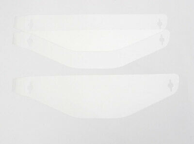AGV Genuine Replacement Tear-Offs for Pista GP, Corsa, GT Veloce (Clear)