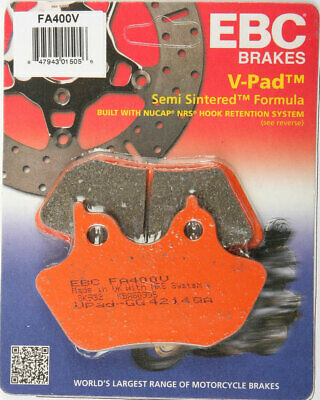 EBC Semi-Sintered V Brake Pads / One Pair (FA400V)