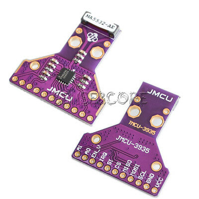 MA5532 AS3935 Lightning Thunder Storm Distances detector Sensor Breakout SPI/I2C