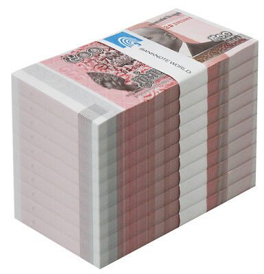 Cambodia 500 Riels X 1,000 (1000) Pieces (PCS), 2014, P-66, UNC, Brick